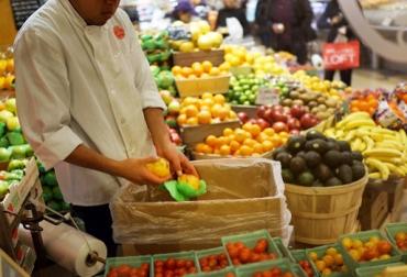 equilibrio en precio de alimentos