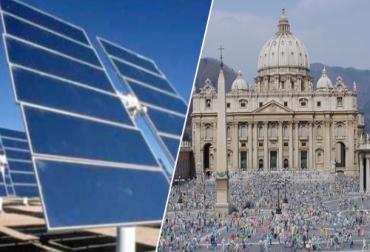 El Vaticano desarrollará energías renovables