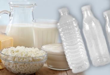 envase y lactosuero