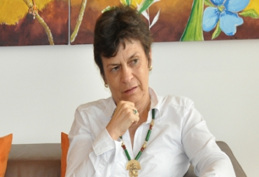 La embajadora María Antonia van Gool pidió a Colombia no dejar pasar la oportunidad del TLC con la Unión Europea