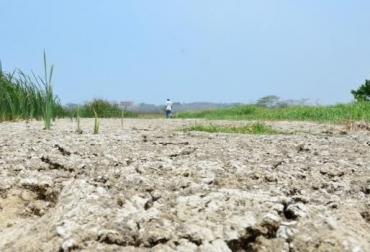 El Niño, sequía, región caribe