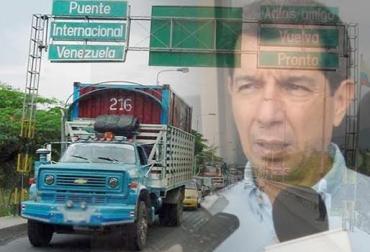 José Félix Lafaurie Rivera presidente de Fedegán contrabajdno frontera