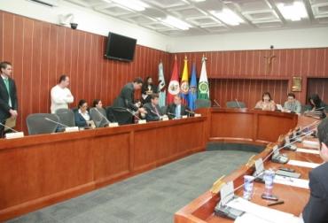 Comisión Segunda del Senado