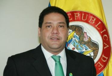 Fotografía del senador José Félix Valera