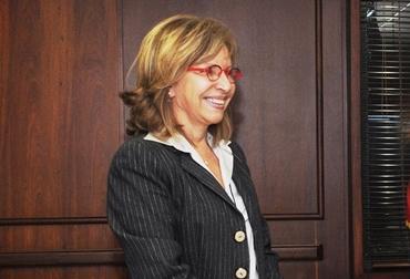 Cecilia Álvarez-Correa, ministra de Transporte. Foto: Cortesía Ministerio de Transporte.