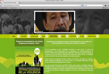 Sitio web Pavic