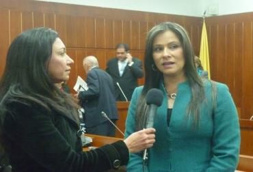 Senadora Maritza Martínez