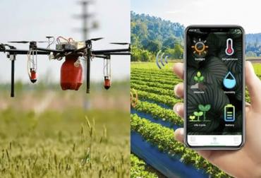Ganadería, ganadería colombia, noticias ganaderas, noticias ganaderas colombia, CONtexto ganadero, tendencias 2021, tendencias agrícolas 2021, agricultura inteligente, aportes agricultura inteligente, drones, sensores, drones agricultura, sensores agricultura, conectividad del campo, inteligencia artificial agricultura