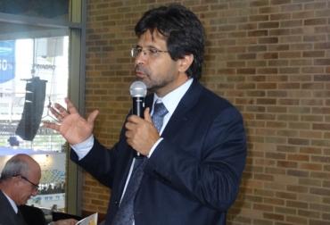 Juan Carlos Ortega, gerente de vivienda rural